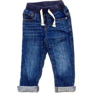 Gap Kids Pull-On Slim Straight Jeans